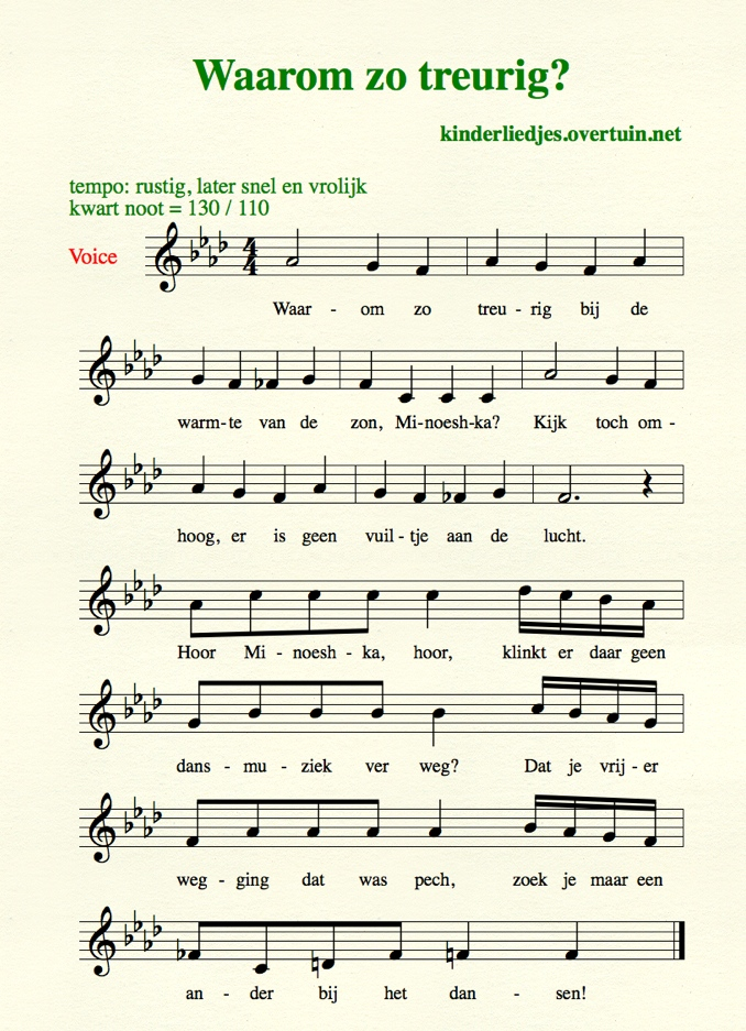 Dutch songs and dances of school children, with music, translated in