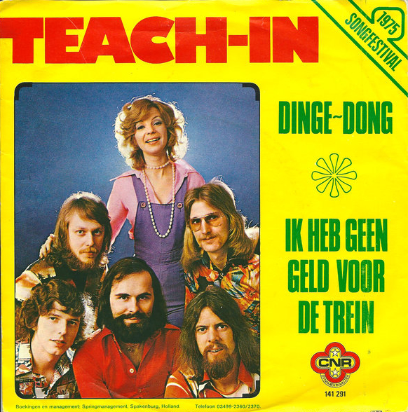 Teach-In - 'Dinge dong' - Translation Dutch song, songtext ...