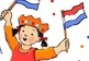 picture child singing dutch children's songs by tineke vlaming